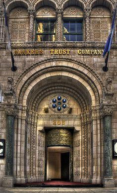 Bankers Trust Company, Detroit