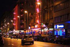 Bahnhofsviertel #frankfurt #rotlicht