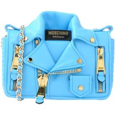 Moschino Women Cross-Body Bags on YOOX. The best online selection of Cross-Body Bags Moschino. Leather Purses, Leather Handbags, Leather Bags, Soft Leather, Hype Bags, Moschino Bag, Across Body Bag, Latest Bags, Luxury Purses