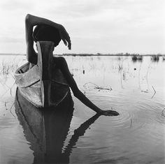 Monica Denevan, Content in the Shallows, Burma, 2008