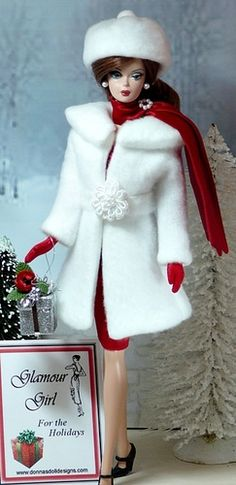 Barbie. Winter Fashions.