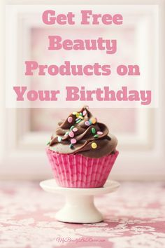 Get Free Beauty Products on Your Birthday Almost everyone knows that you can score some great free stuff during your birthday month. There are some high-value birthday clubs available in the beauty industry. Freebies On Your Birthday, Free On Your Birthday, Birthday Rewards, Its My Birthday Month, Birthday Club, Happy Birthday, Birthday Stuff, Birthday Freebies Makeup, Birthday Funnies