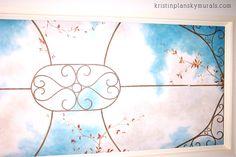 Kristin Plansky Murals | Skylight