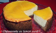 Lemon Curd, Cornbread, Cheesecake, Muffin, Breakfast, Ethnic Recipes, Food, Millet Bread, Cheesecake Cake