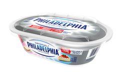 Embalagens de Philadelphia agora são arredondadas e trazem receitas no verso da tampa