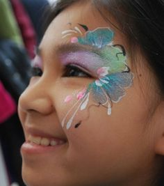 Face Painting London – Sparkles Face painting