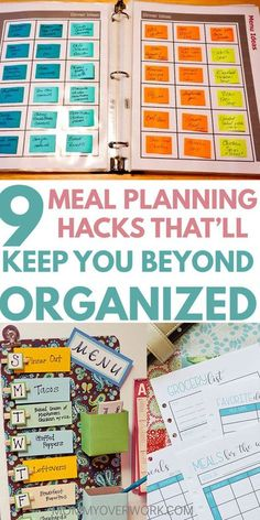 EASY MEAL PLANNING tips to save time, meal plan on a budget. Whether to eat healthy for weight loss, for flexibility with two kids, or a beginner needing a planning calendar, these hacks make weekly planning easy. Free theme night ideas printable ideas, pantry list template for your recipe binder. Try food prep & freezer cooking monthly menu. Read related post to save money grocery shopping at Aldi #mealplan #mealplanningmadeeasy #mealplanning #mealplanningworksheets #homemaking #momhacks…