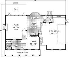 Traditional House Plan with Upper Balcony - 63154HD | 2nd Floor Master Suite…