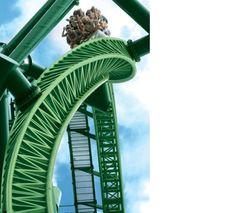 Kingda Ka at Six Flags Great Adventure. The Tallest coaster in the world. Kingda Ka, Scary Roller Coasters, Roller Coaster Ride, Six Flags Great Adventure, Greatest Adventure, Fair Rides, Amusement Park Rides, Beach Boardwalk, Vacation Destinations