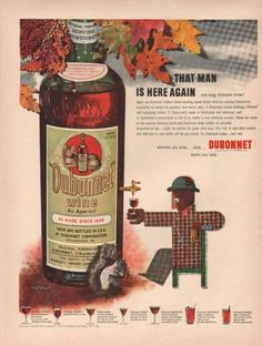 Vintage Advertising, Illustration, and Ephemera Vintage Wine, Vintage Ads, Vintage Prints, Retro Ads, Vintage Advertisements, Tap Room, Classic Cocktails, Wine And Spirits, Mixed Drinks
