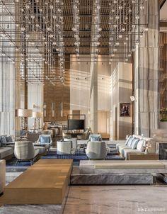 PLD刘波设计顾问有限公司 廈門萬豪酒店及會議中心