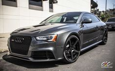 Audi RS5- I really like this Audi- If I hit it big it would be nice to have