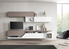 Find out all of the information about the Le Monde Wood product: contemporary TV wall unit FREE FAST KUBE. Contemporary Tv Units, Modern Tv Wall Units, Tv Unit Furniture, Living Room Furniture, Tv Unit Decor, Rack Tv, Living Room Tv Unit Designs, Tv Unit For Bedroom, Tv Stand Designs