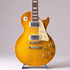 Gibson Custom Shop, Les Paul Guitars, Les Paul Standard, 60th Anniversary, Instruments, Pretty, Musical Instruments, Tools