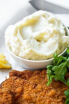 Mashed Potatoes | thecozyapron.com