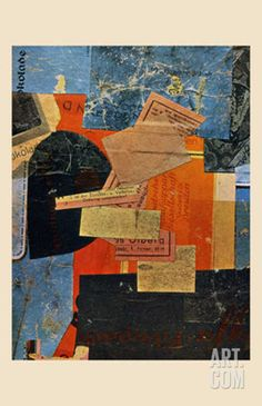 Kurt Schwitters, Posters and Prints at Art.co.uk