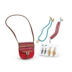 American Girl Saige Accessories