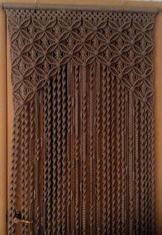 ~ Macrame wall hanging