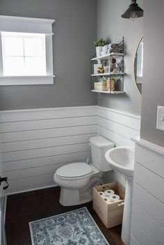 New Big Bathroom Property