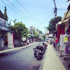 Legian, Bali - lay back and enjoy the shopping and kindness from the balinese people!