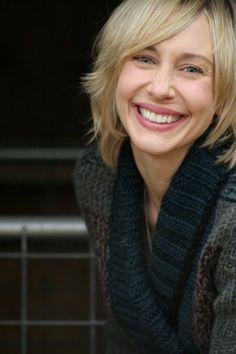 Love her smile and clear blue eyes....Vera Farmiga