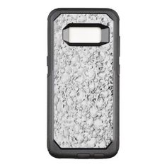 """Title : 607-Bling Diamond ICE White Carats (3-D) OtterBox Commuter Samsung Galaxy S8 Case  Description : Flat Designs is the hottest trend these days. People love all things """"Bling"""" and the demand for rhinestones show no sign of fading. With careful work with shadowing, blending, alternating angles, perspective lines, coloring and layering, I create the very best """"look"""" of dimension. I tweek some of my designs to give it that special sparkle, glitter look, without the damaging effects of chi..."""