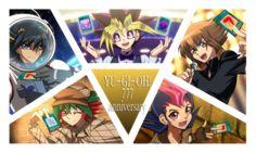 Pixiv Id 4801989, Yu-Gi-Oh!, Yu-Gi-Oh! ZEXAL, Yu-Gi-Oh! 5D's, Yu-Gi-Oh! Duel Monsters, Yu-Gi-Oh! ARC-V