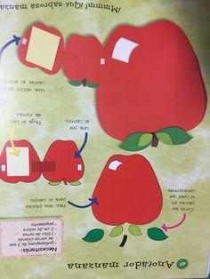 Bloc de notas manzana