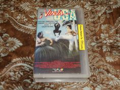 "Ninja U.S.A. (VHS, 1988) Rare OOP 1st TWE Robert Tai Madness! ""Ninja in the USA"""