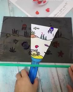 - Attractive craft ideas for kids - - www.pi… – Attractive craft ideas for kids Frisur www.pi… – Attractive craft ideas for kids Fun Crafts For Kids, Diy For Kids, Crafts To Make, Easy Crafts, Activities For Kids, Arts And Crafts, Paper Crafts, Kids Fun, 3d Paper