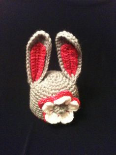 This adorable Bunnie hat is the perfect Easter Photo Op for your little one. Come by my site to see this and some of my other hats. Bunny Hat, Baby Ideas, Etsy Seller, Easter, Craft Ideas, Magic, Babies, My Love, Crochet