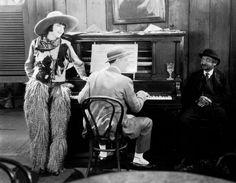"Colleen Moore, Eddie Lambert & Max Davidson  ""The Desert Flower""   (1925)"