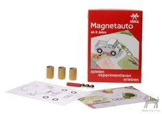 Samochód magnetyczny w Pełna oferta Samochody  Pikinini-More than toys, zabawki ekologiczne, gotowanie z dziećmi, Pippi, Muminki, zabawki, ogrodnictwo, książki