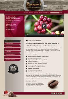 Hochlandkaffee – Aroma zum Abheben! Zurheide Feine Kost: Exklusive Kaffee-Raritäten von Hand geröstet – mit der Aroma-Signatur des deutschen Röstmeisters