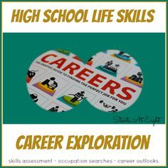 high school life skills career exploration from starts at eight