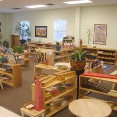 montessori classroom layout - Google Search