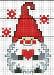 """Résultat de recherche d'images pour """"cross stitch christmas"""""""