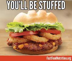 Heart Attack On A Bun: the Bacon Cheddar Stuffed Burger