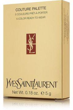 Yves Saint Laurent Beauty - Couture Palette Eyeshadow - 10 Lumières Majorelle - Multi - one size