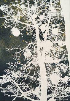 20 Original Artworks curated by Robin Ballard, Wanderlust: Nature. Original Art Collection created on Original Artwork, Original Paintings, Nature Collection, Spring Painting, Nature Paintings, Mistletoe, Medium Art, New Art, Robin