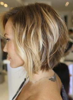 i like this haircut so much <3 ombre