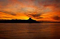 Dalkey sunrise Northern Lights, Sunrise, Landscapes, Celestial, Nature, Travel, Outdoor, Paisajes, Outdoors