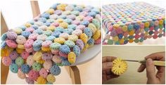 Video Tutorial For Blanket With Macarons Related PostsCrochet Little Hen BorderHow To Crochet Elephant EdgingPolish Star Stitch BlanketHow To Crochet Decorative Teacup and SaucerCrochet Flower BorderInterweave Cable Celtic Stitch BlanketHow To Crochet Beautiful ButterflyZig-Zag Puff Stitch BlanketCrochet Puff Stitch FlowerStitch, Stop