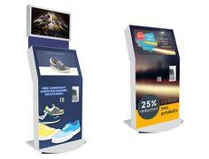 Borne de paiement Fullview www.bfast-system.com