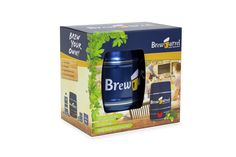 Brew your own beer with Brewbarrel - kit