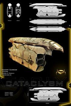 Amarr Escort Carrier