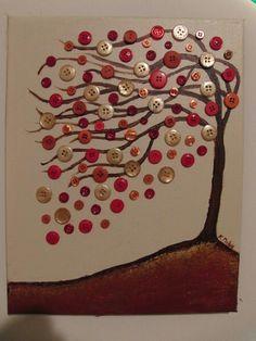 Art button tree...