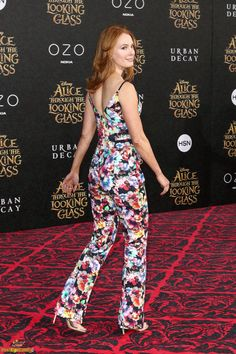 Alicia Witt at Alice Through the Looking Glass Premiere in Hollywood Alicia Witt, Through The Looking Glass, Photo Online, Celebs, Celebrities, In Hollywood, American Actress, Beautiful Women, Singer