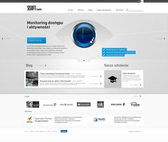 Sisoft by Fachowo.co Interactive , via Behance