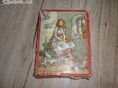 Staré skládací kostky - Kvěchová. Pošt. 80,- - obrázek číslo 1